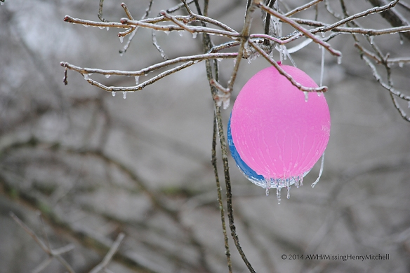 icy balloons